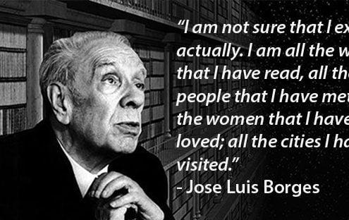 Jose Luis Borges (1899 – 1986) - Poet, Essayist & Author
