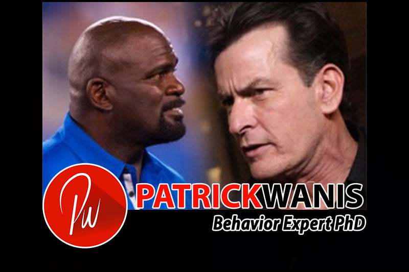 Chris Brown, Charlie Sheen, Lawrence Taylor - racism & misogyny?