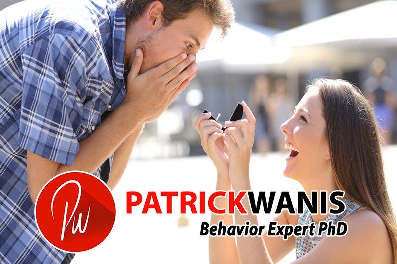 Should women propose to men?