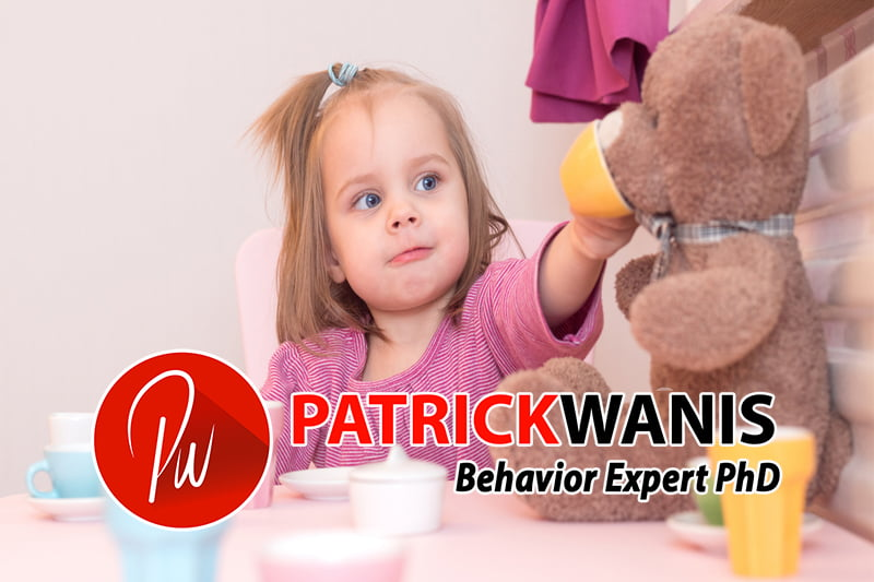 Imaginary friends, play and anxiety in children