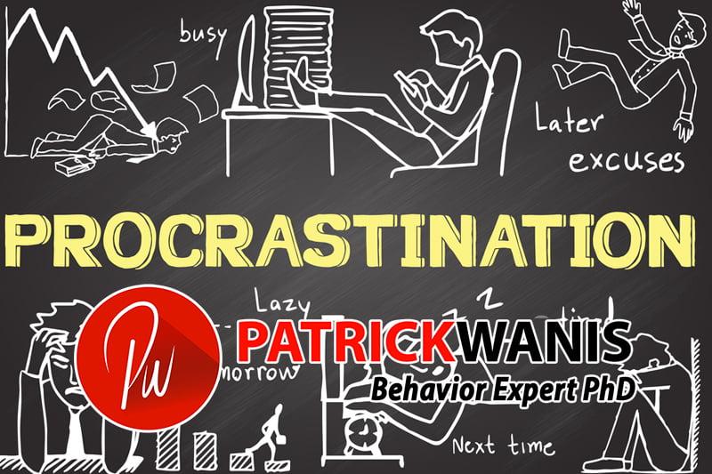 How to overcome avoidance & procrastination
