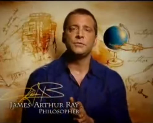 Self-Help Scams & Greed And James Arthur Ray