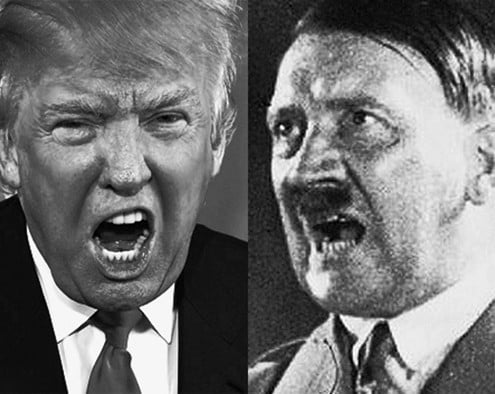 Donald Trump Compared To Hitler – Its Not What You Think 2