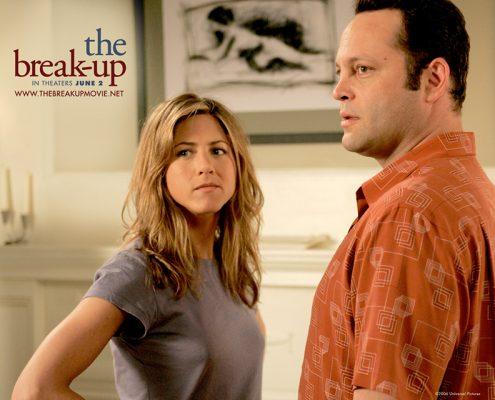 Divorce, Money, Work - Women Still Want Men To Provide Photo: The Breakup Movie