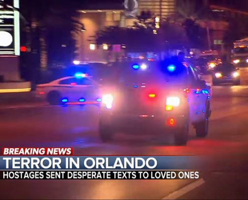 The Orlando Massacre & Dark Subconscious Drives Of Aggression And Hatred