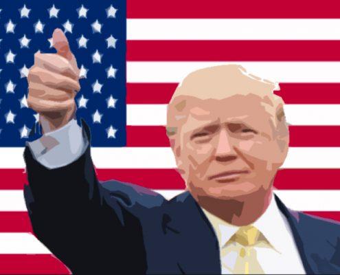 Trump The Guru, Martyr and Savior