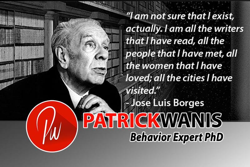 Aprendiendo...Uno aprende...Con El Tiempo by Jorge Luis Borges
