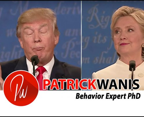 Third Presidential Debate -Body Language Analysis