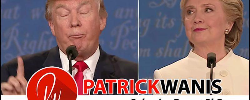 Third Presidential Debate -Body Language Analysis