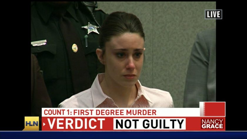 Casey Anthony Case And The Search For Closure