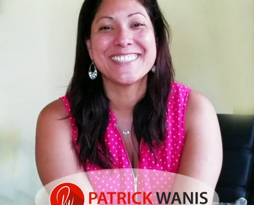 Real Therapy With Results & Without Reliving Pain or Trauma. Taisa released a lifetime of anger in 2 SRTT Sessions by Patrick Wanis