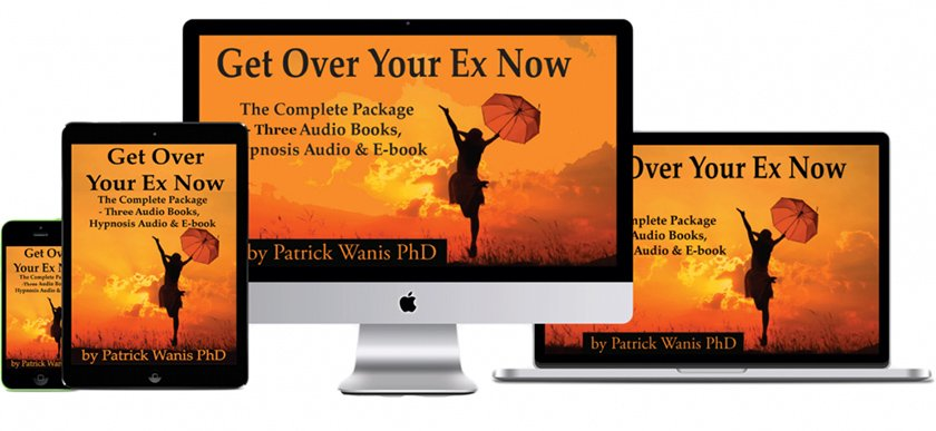 Are you still hung up or angry at your ex?