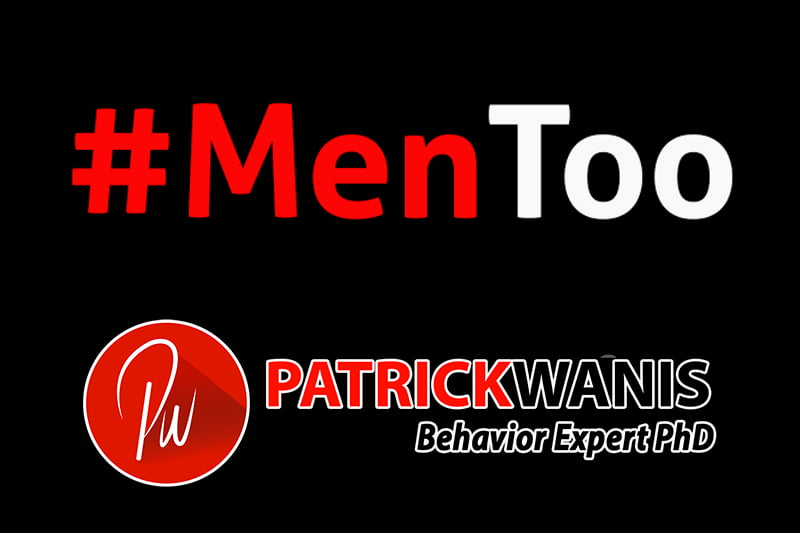 #MenToo - It Happens To Men Too!