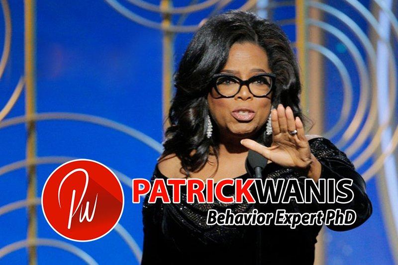 Oprah Winfrey's Emotional Golden Globes Speech - Will She Run for President 2020?