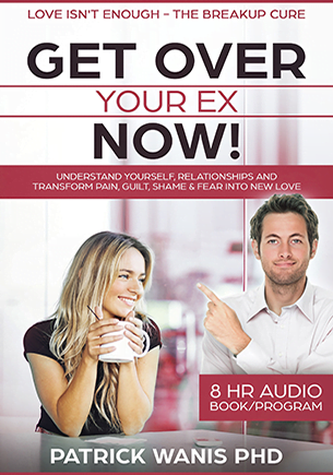 Get over your ex now
