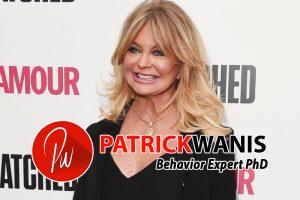Cheating is OK - Goldie Hawn