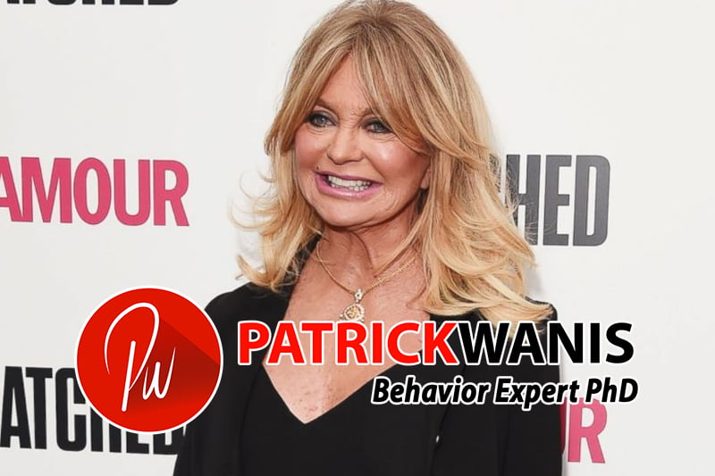 Cheating is OK - Goldie Hawn