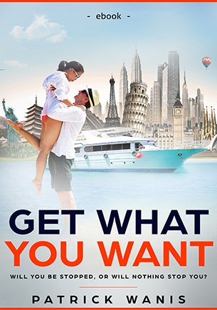 Audiobook of Get what you want