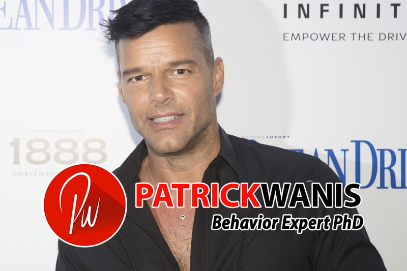 Has Ricky Martin really accepted his homosexuality?