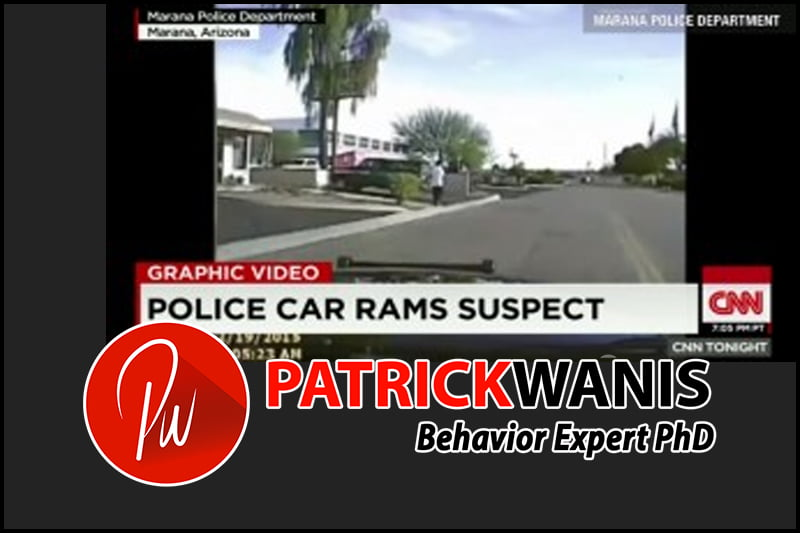 Interview - 5 Reasons police lose control and kill - KTAR Interview