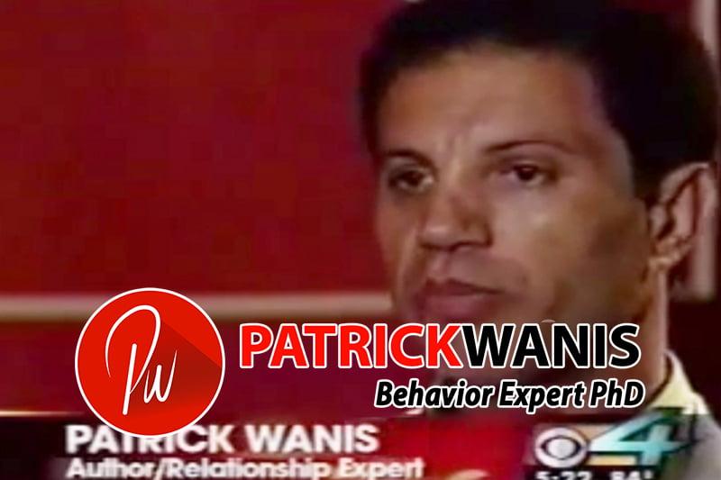 "Patrick Wanis CBS News ""Law Of Deservedness"""