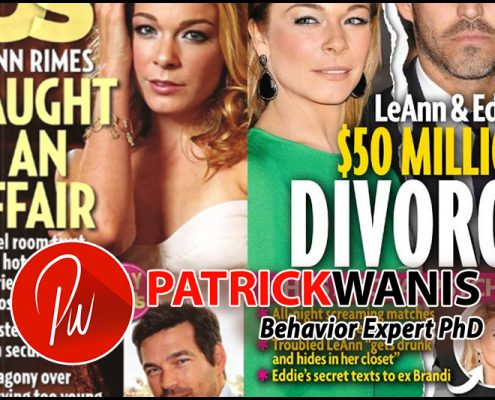 List of cheating celebrities - from LeAnn Rimes to Ted Haggard