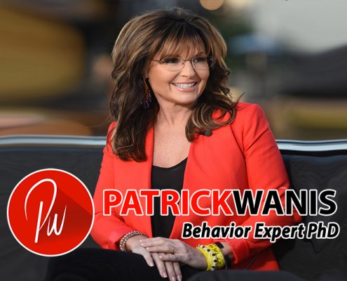 Media storm over press release; Is Sarah Palin seducing America?