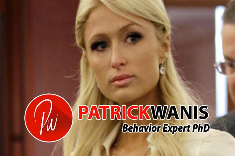Paris Hilton Is Falling Apart