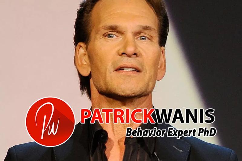 Patrick Swayze's Loving Goodbye