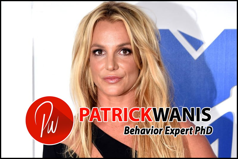 Patrick Wanis affects people mocking Britney