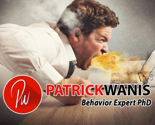 Patrick Wanis on Montel - Explosive Anger