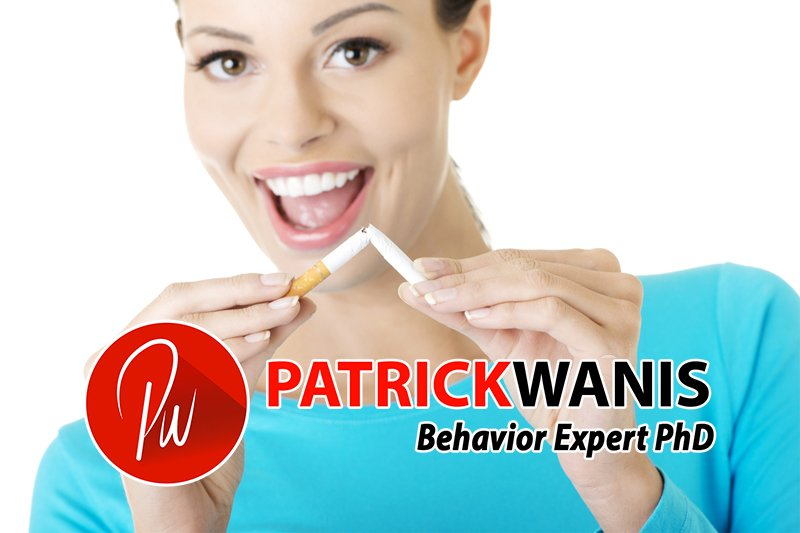 Quit Smoking and Lose Weight Programs ~ Patrick Wanis