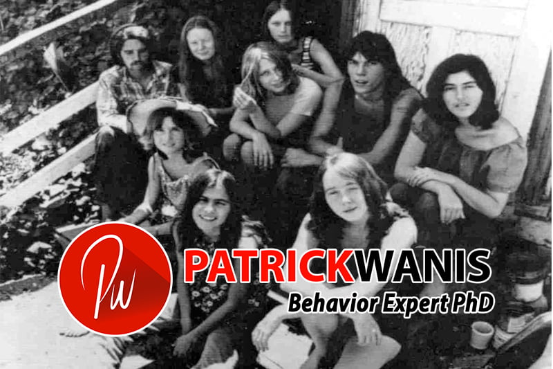 """Cults & religion: The Charles Manson """"Family"""" - most were young girls"""