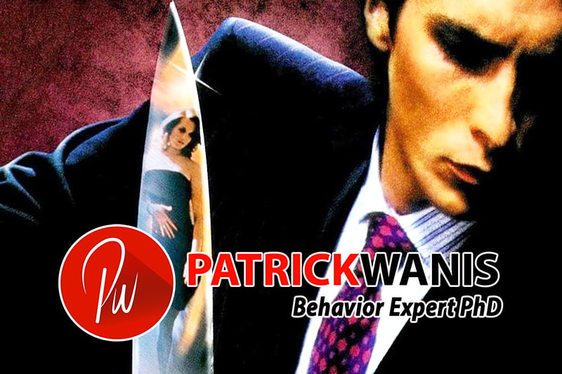 Top 10 celebrity meltdowns 2009 -Christian Bale is at No. 4. Photo from movie American Psycho - uncut version