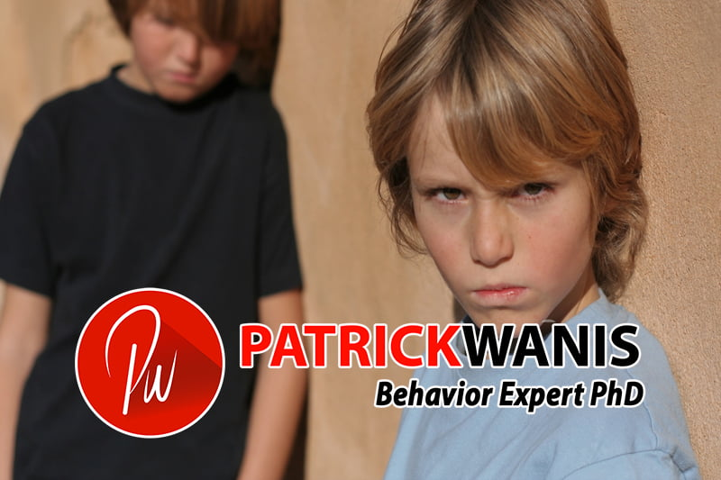 The new secret domestic violence – children as abusers