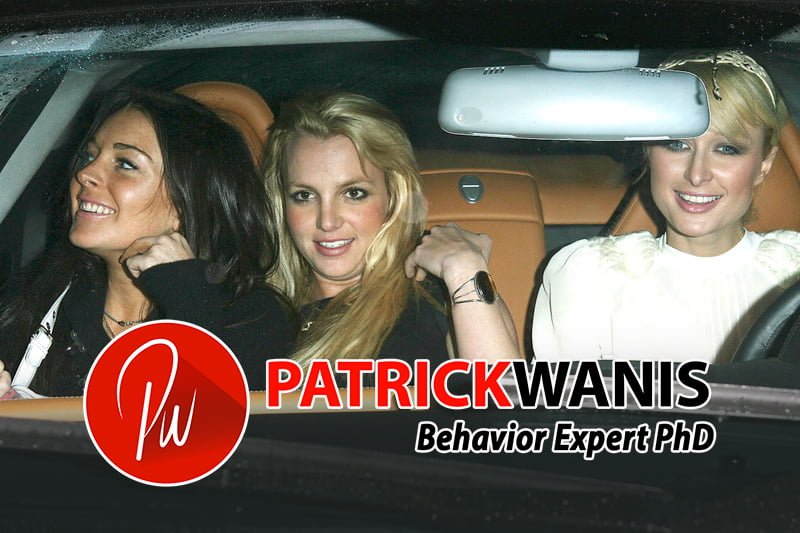 The same issue for Paris, Britney & Lindsay