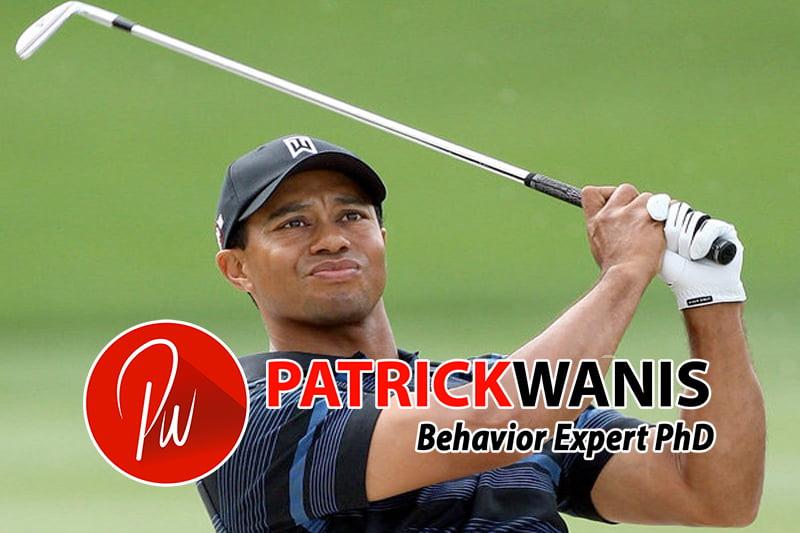 Tiger Woods - God complex or inferiority complex