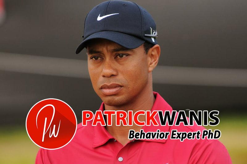 Tiger Woods - a sex addict?
