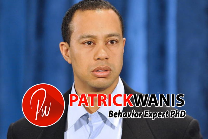 Tiger Woods - the apology & The Fame Factor