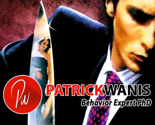 Top 10 celebrity meltdowns 2009 -Christian Bale is at No. 4. Photo from movie American Psycho – uncut version