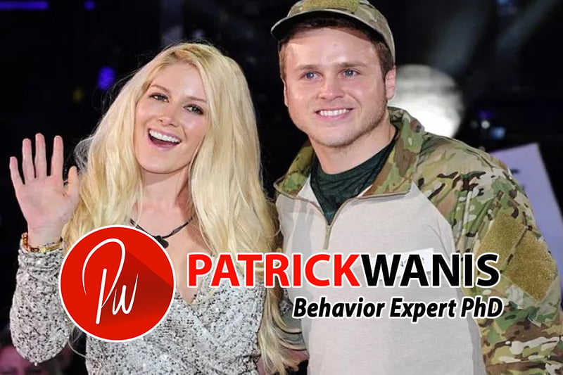 Heidi Montag and Spencer Pratt - Valentine's Day tips for Hollywood's worst lovers. Photo: Celebrity Big Brother 2013 UK