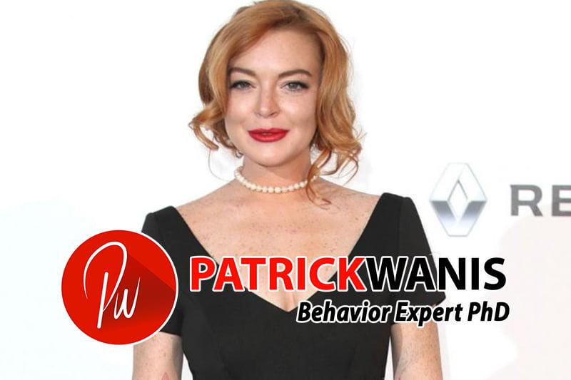When Pain Equals Gain - Lindsay Lohan