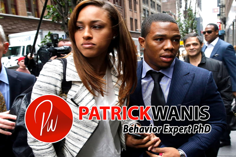 You're wrong about the Ray Rice video