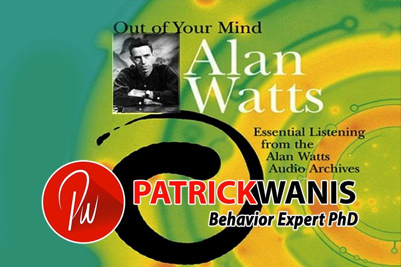 alan watts audio archive