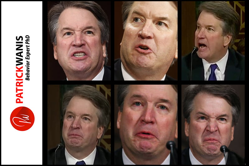 Body Language Analysis Brett Kavanaugh Christine Blasey Ford Senate Committee Hearings FOX news