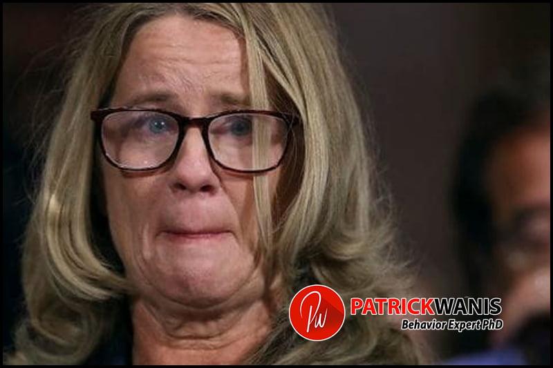 Body Language Analysis Brett Kavanaugh Christine Blasey Ford Senate Committee Hearings FOX news
