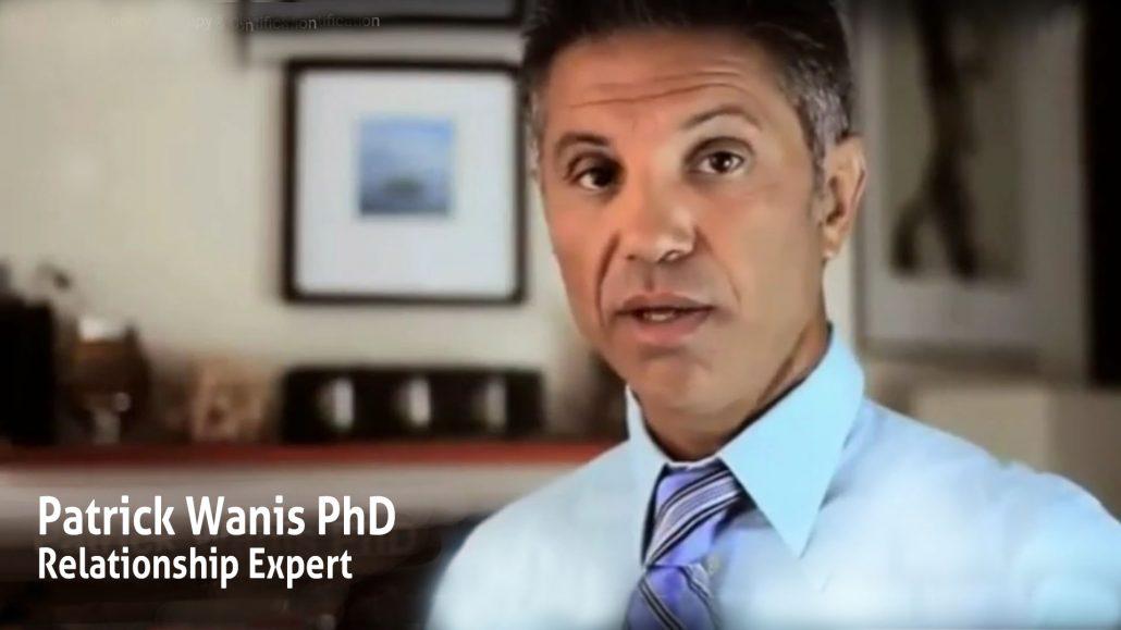 Relationship Expert Patrick Wanis PhD