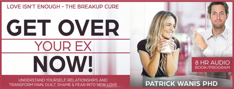 Get over your ex now audiobook